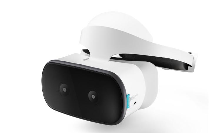 Lenovo и Google показали автономный шлем виртуальной реальности