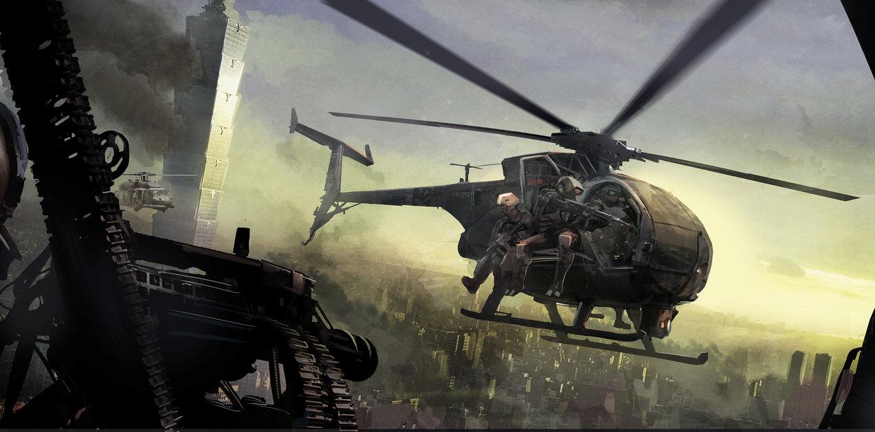 Мир и война будущего глазами военных