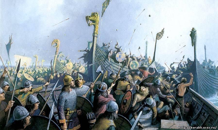 Генетики раскрыли родословную первых викингов Скандинавии