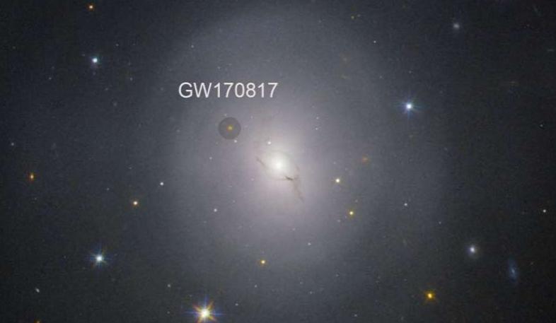 Гравитационные волны позволили ученым определить возраст Вселенной