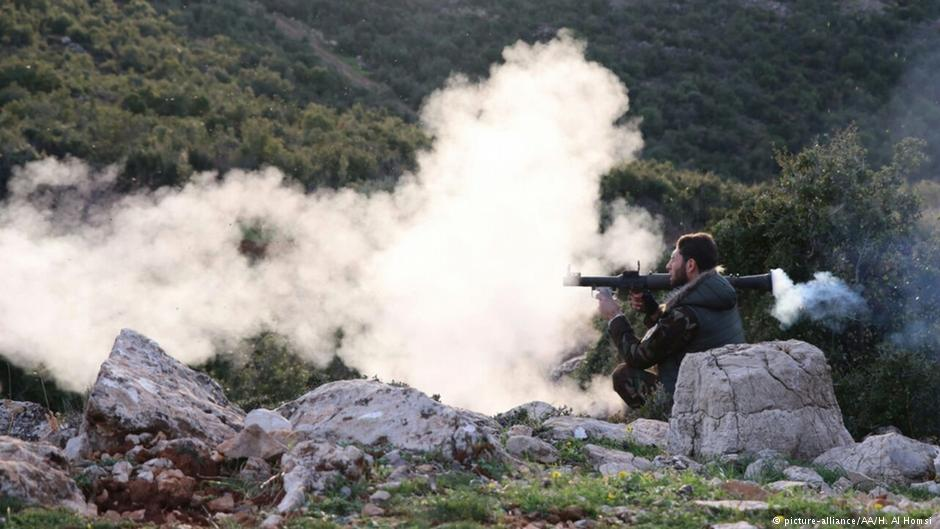 Турция установит блокаду сирийского Африна