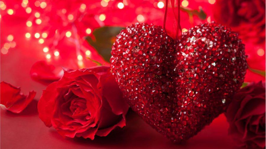В День Святого Валентина в Украине поженятся более 1800 пар