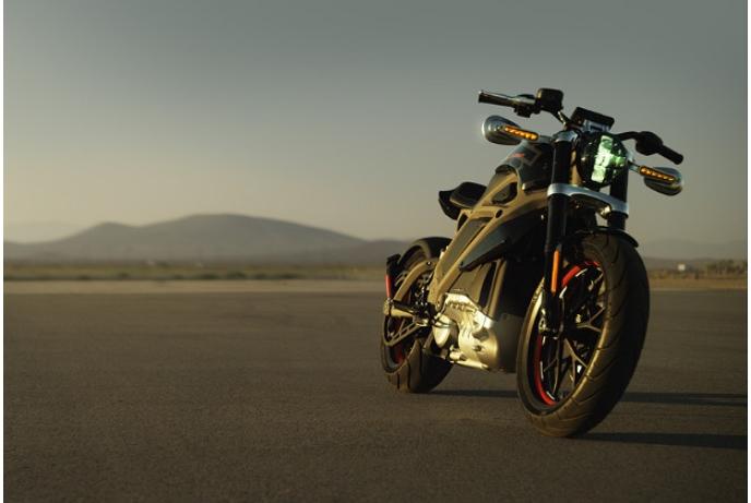 Harley Davidson разработает свой электромотоцикл за полтора года