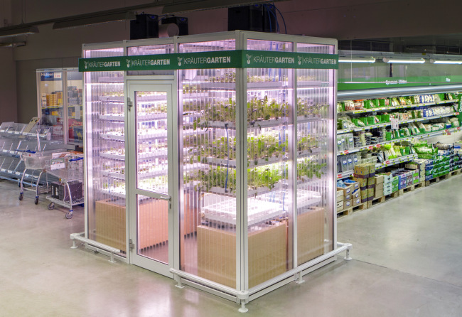 Немецкий стартап откроет 1000 вертикальных ферм в Европе