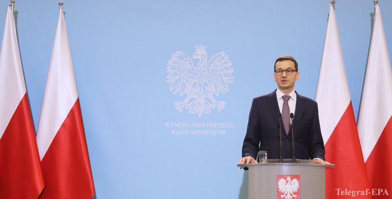 """""""Исторический"""" закон может быть изменен — Моравецкий"""
