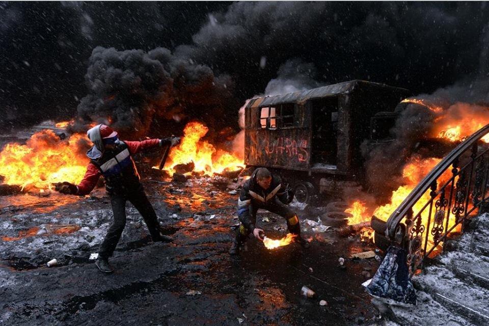 Почему революция в Украине неизбежна