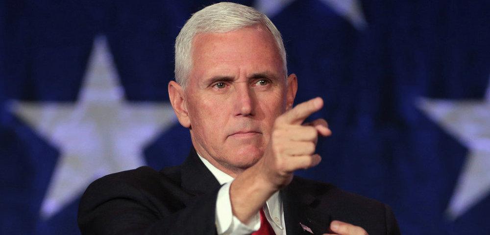 США готовы сесть за стол переговоров с КНДР — Пенс