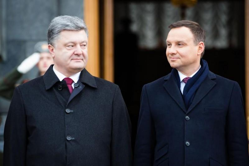 У Дуды очень разочарованы переговорами между Украиной и Польшей