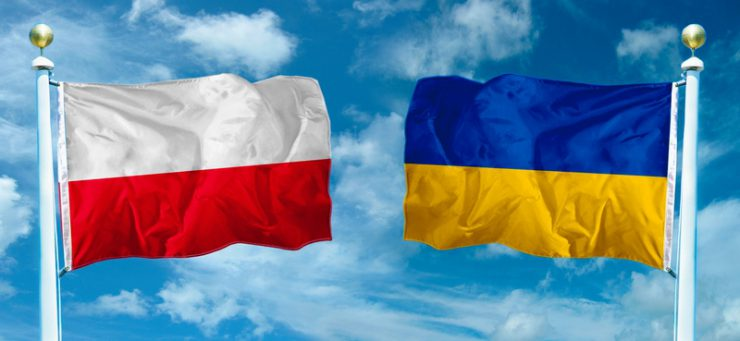 Украинцы активно получают статус беженца в Польше