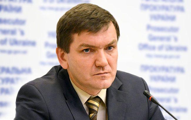 Наказание по делу Майдана отбывает только один человек, — Горбатюк