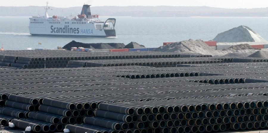 Европе пригрозили штрафом за срыв «Северного потока-2»
