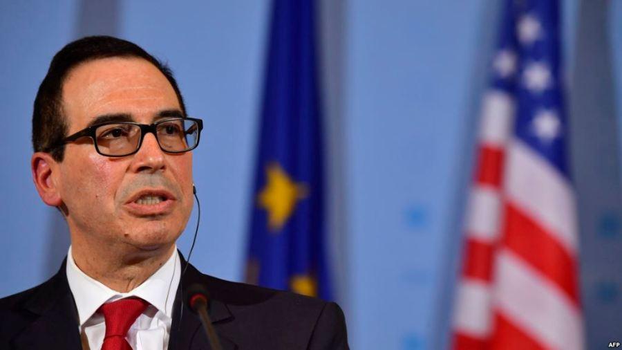 Минфин США введет новые санкции против РФ «в ближайшем будущем»