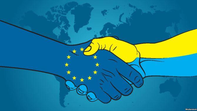 Украина уступила Молдове и Грузии в рейтинге евроинтеграции