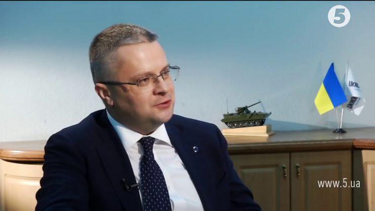 Гендиректор Укроборонпрома Романов заявил об отставке