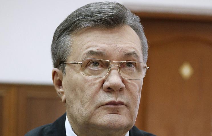 Янукович даст пресс-конференцию в России относительно расстрелов на Майдане