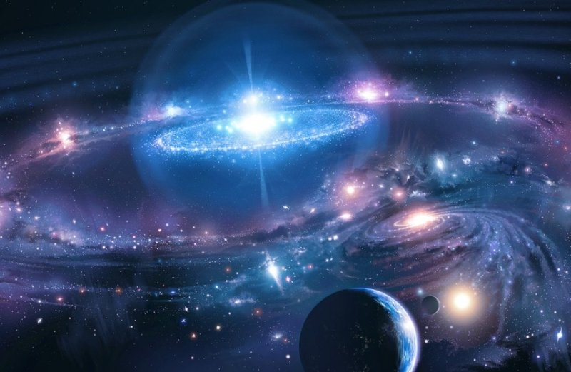 Вселенная даже без слабой фундаментальной силы может порождать жизнь — ученые