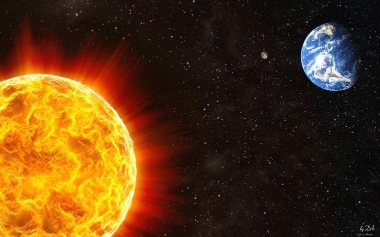 Ученые впервые телепортировали энергию Солнца