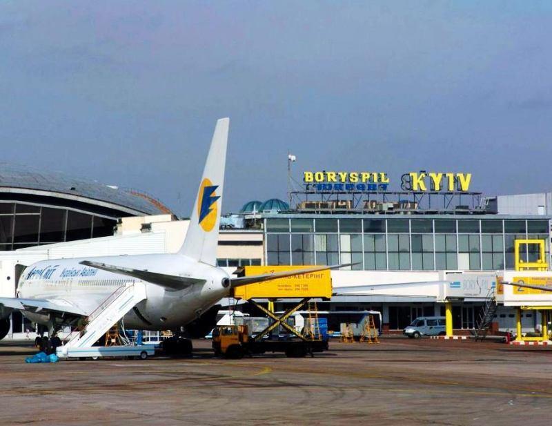 Аэропорт Борисполь получил рекордный доход более чем в 4 миллиарда гривен