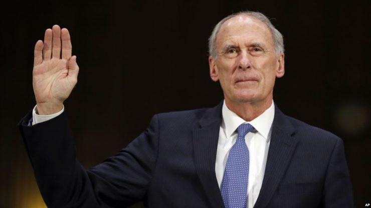 Глава Нацразведки США назвал Россию угрозой предстоящим выборам в Конгресс