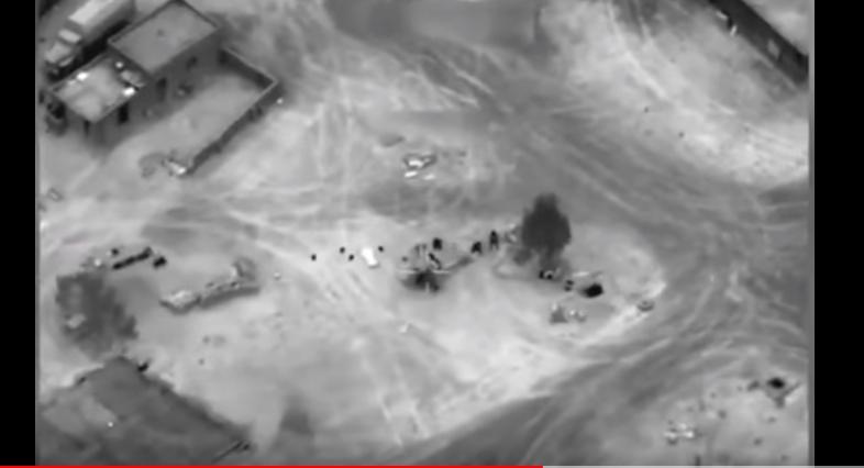 Выжившие при американском обстреле в Сирии россияне лечатся в госпиталях Минобороны РФ, — Bloomberg
