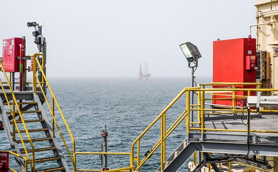 Россия остановит добычу газа в Крыму из-за суда с Украиной