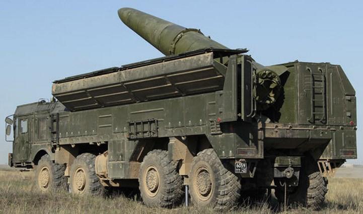 Российские «Искандеры» угрожают половине европейских столиц — Грибаускайте