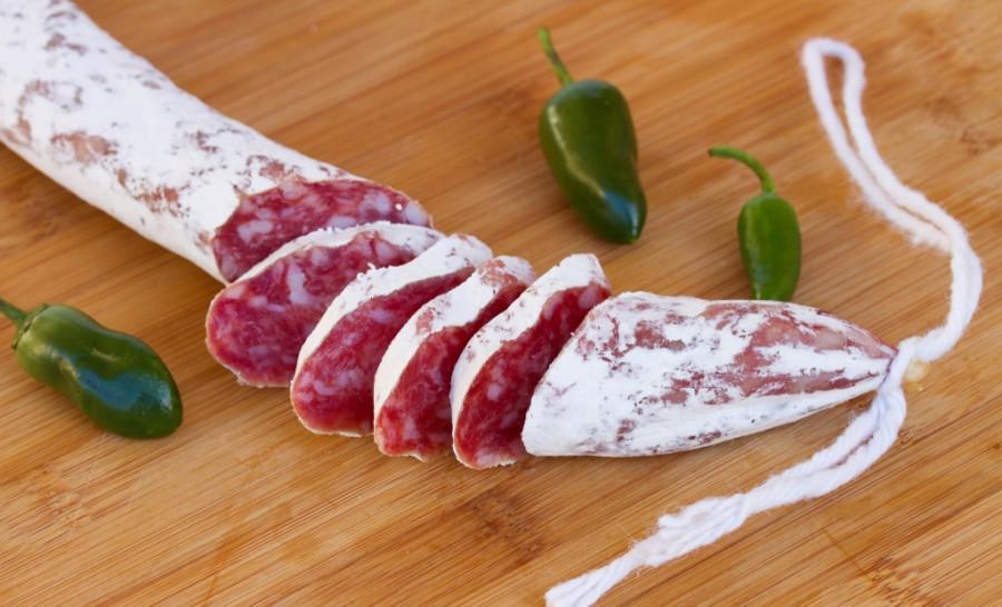 Украина переходит на испанскую колбасу