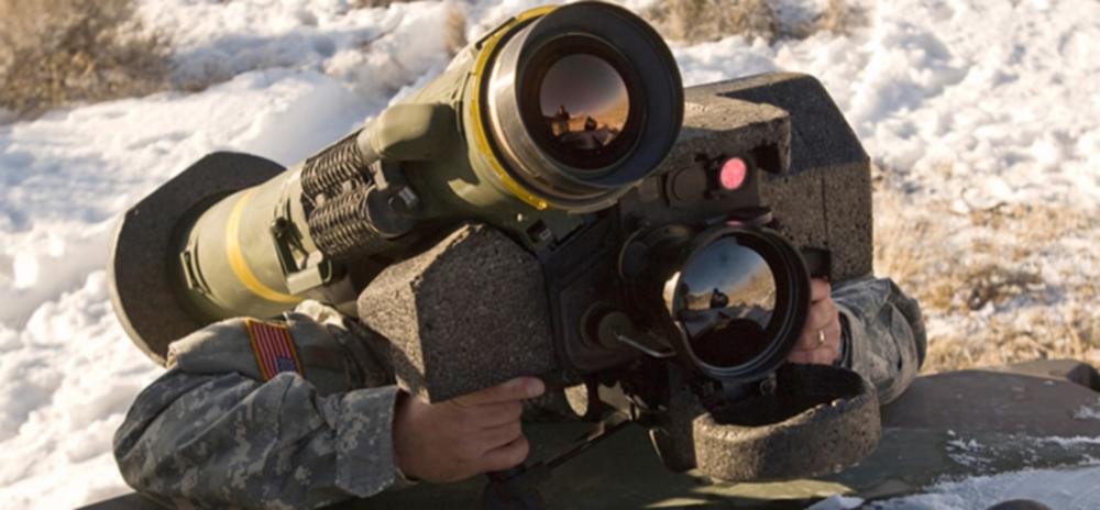 «Джавелинами» помощь Украине от США не ограничится — американский эксперт
