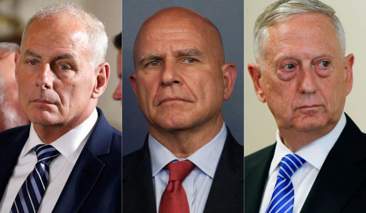Администрацию Трампа могут покинуть генералы Келли и Макмастер, — Reuters