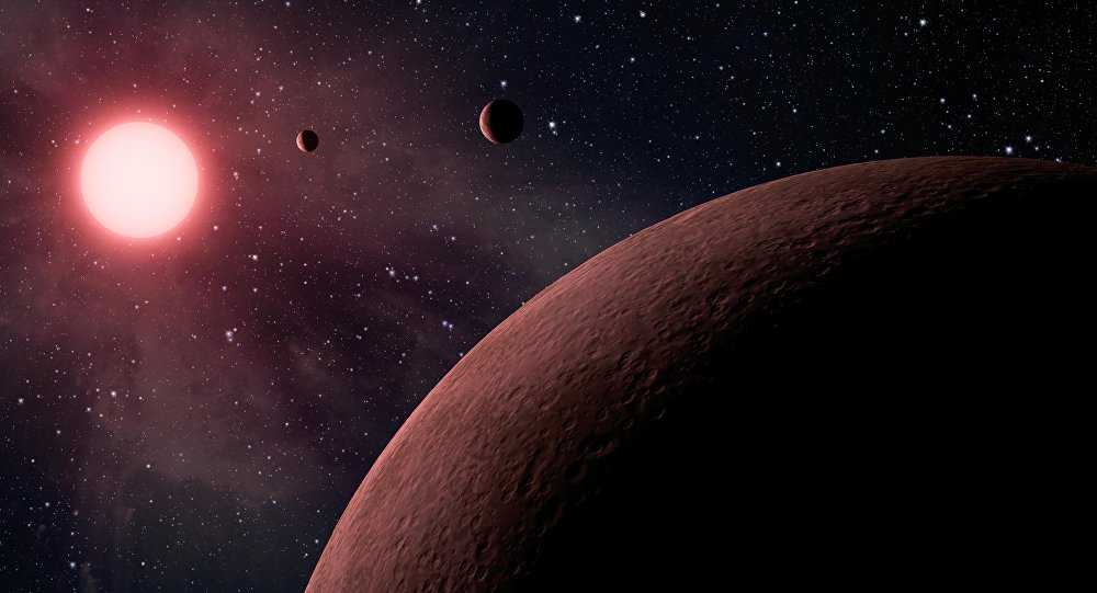 Астрономы открыли сверхплотную суперземлю