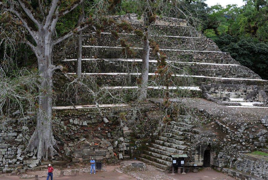В Гватемале нашли более 60 тысяч построек цивилизации майя