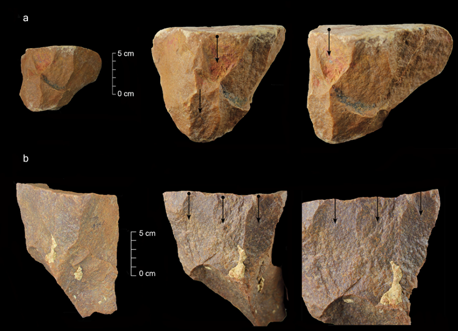 Ученые нашли в Индии очень древние орудия труда первых людей