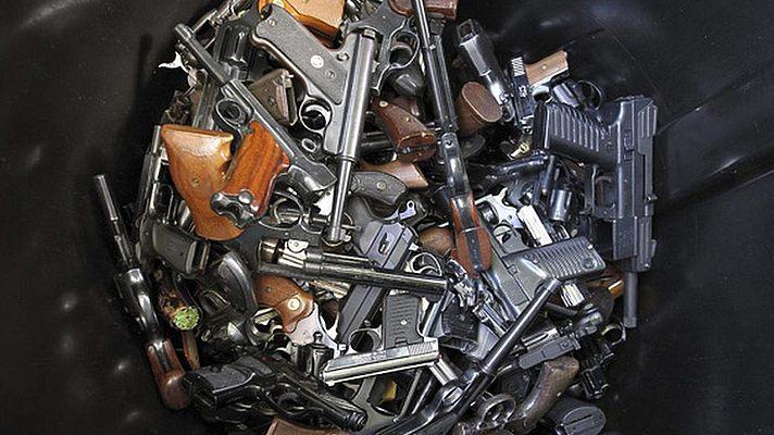 В США более 4 тыс. бывших военных попали под запрет иметь оружие