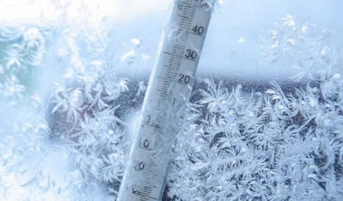 На выходных морозы в Украине усилятся