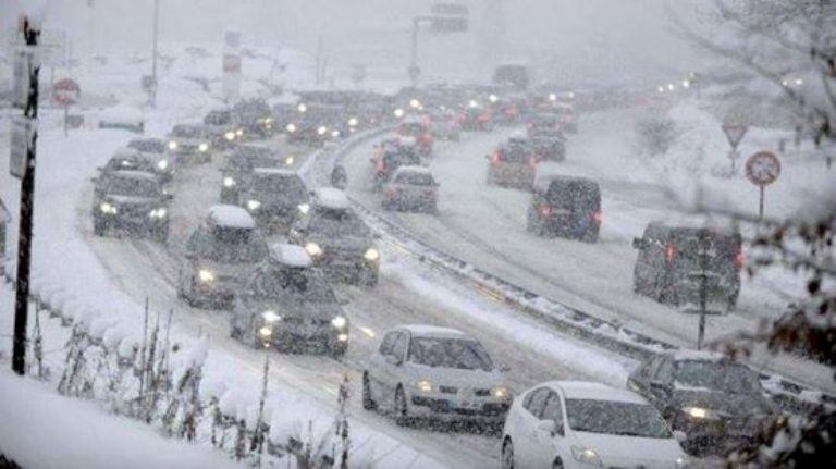 В Киеве сегодня пройдет сильный снег