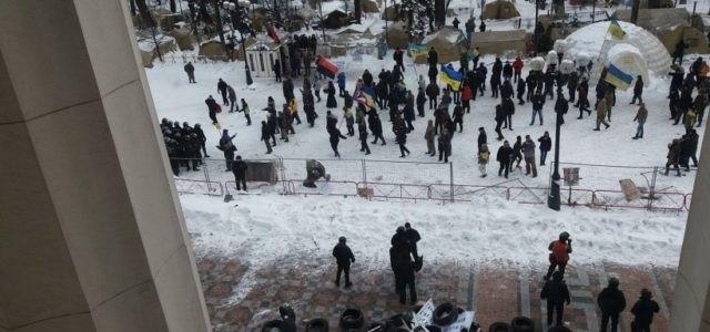 Почему украинский средний класс не выходит на улицы