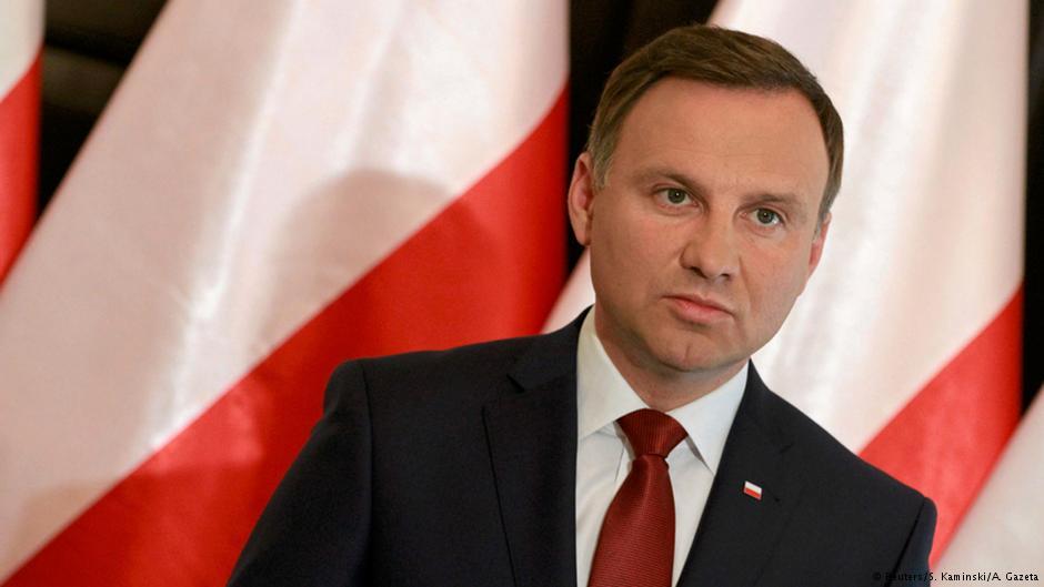 Президент Польши не поздравит Путина с победой на выборах