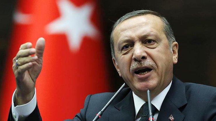 Эрдоган не исключает новых военных операций в Ираке и Сирии