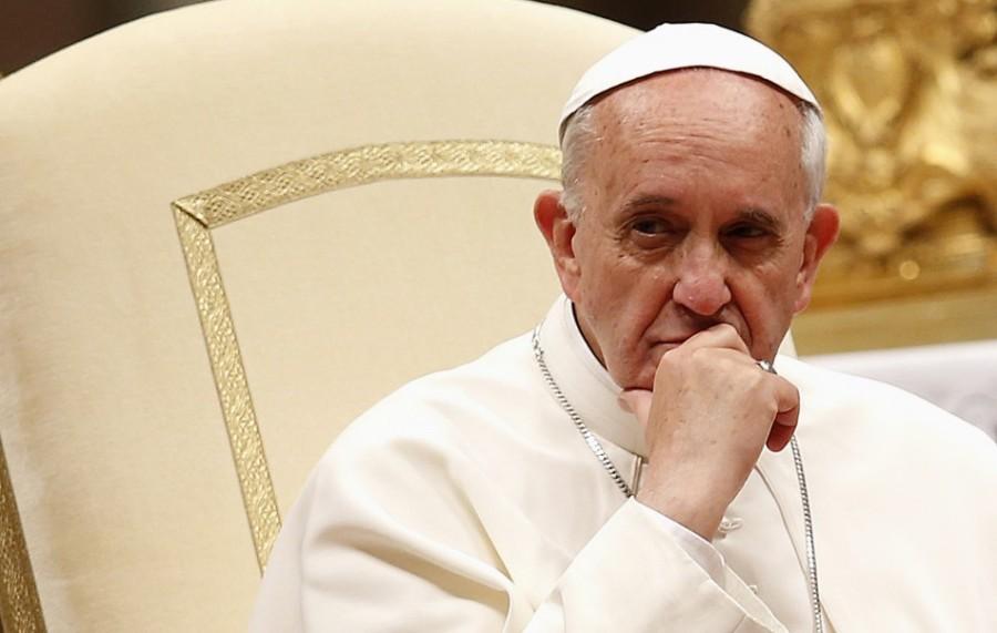 Папа Римский жестко наказал за экзорцизм девятерых украинских монахов