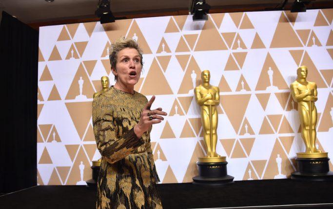 У Фрэнсис Макдорманд украли «Оскар», но вскоре грабителя задержали