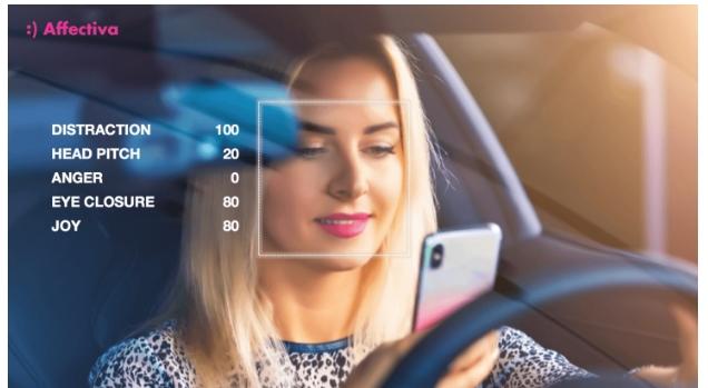 Искусственный интеллект проследит за отвлекающимися водителями