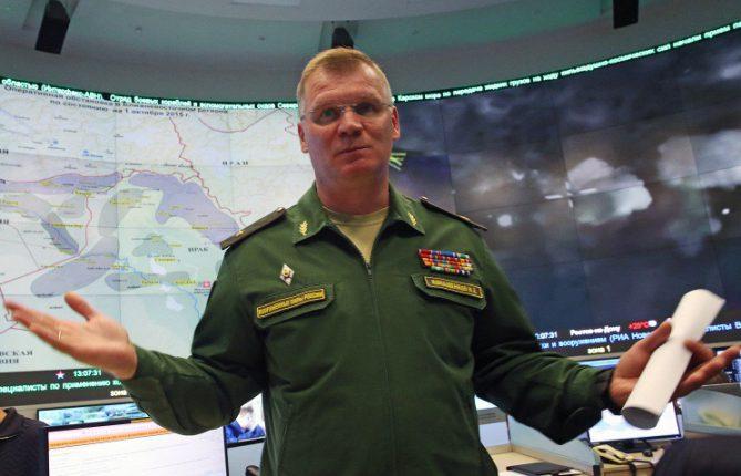 В Минобороны РФ агрессивно ответили на совет Лондона «отойти и заткнуться»