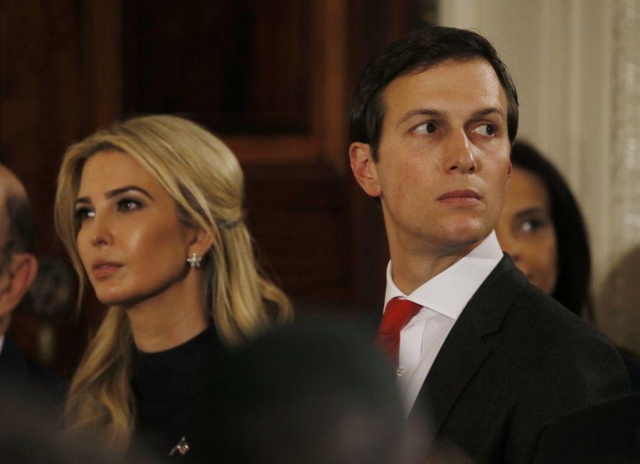 Трамп хочет убрать Иванку и Кушнера из администрации Белого дома, — NYT