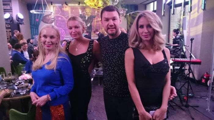 Светлана Лобода ждет ребенка от фронтмена Rammstein