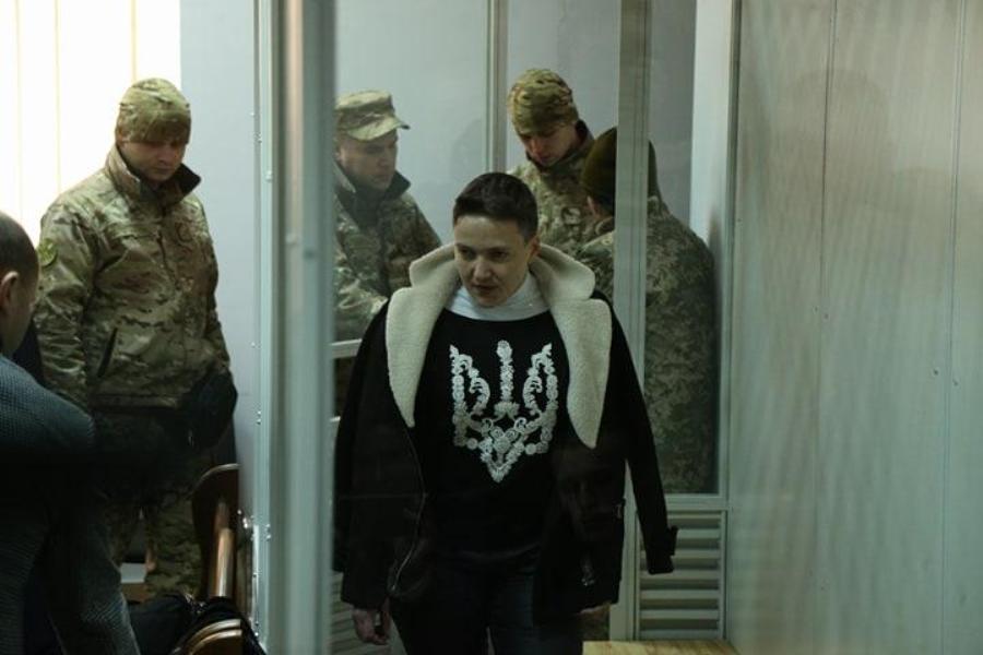 Холодная камера и видеонаблюдение: сестра об условиях содержания Савченко