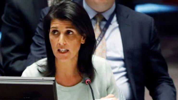 Россия использует штаб-квартиру ООН для прикрытия шпионской деятельности, — Хейли