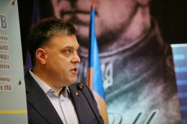 Тягнибок рассказал про планы националистов на президентских выборах