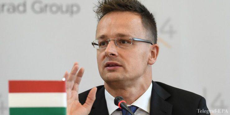 Венгрия обвиняет Украину в «грубой атаке» на нацменьшинства