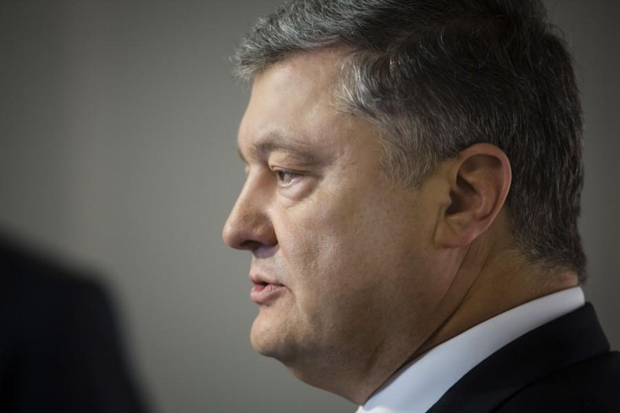 Порошенко: Вопрос конфликта с «Газпромом» совершенно не о деньгах