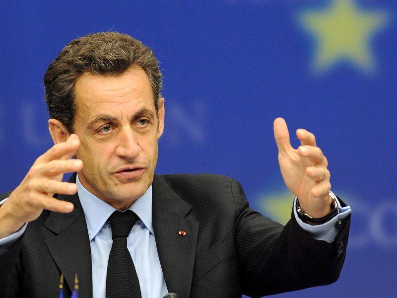 Саркози обвинили в незаконном финансировании президентской кампании